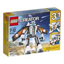 Đồ chơi Lego Creator 31034 - Robot tương lai