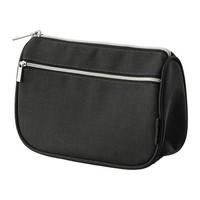 Túi đựng mỹ phẩm UPPTÄCKA, dark grey - IKEA