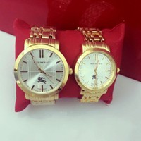 đồng hồ cặp burbery