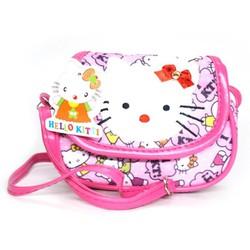 Túi đeo chéo mèo đeo nơ mini - Mã SP: 8405