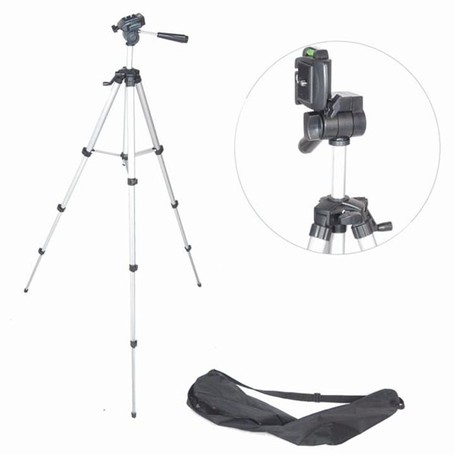 Chân máy ảnh tripod - T3110 tặng 1 giá đỡ điện thoại 1