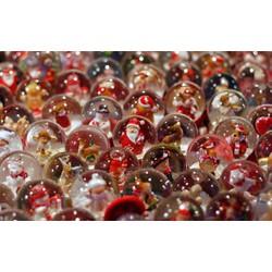 Quả Cầu Tuyết Giáng Sinh - 6cm