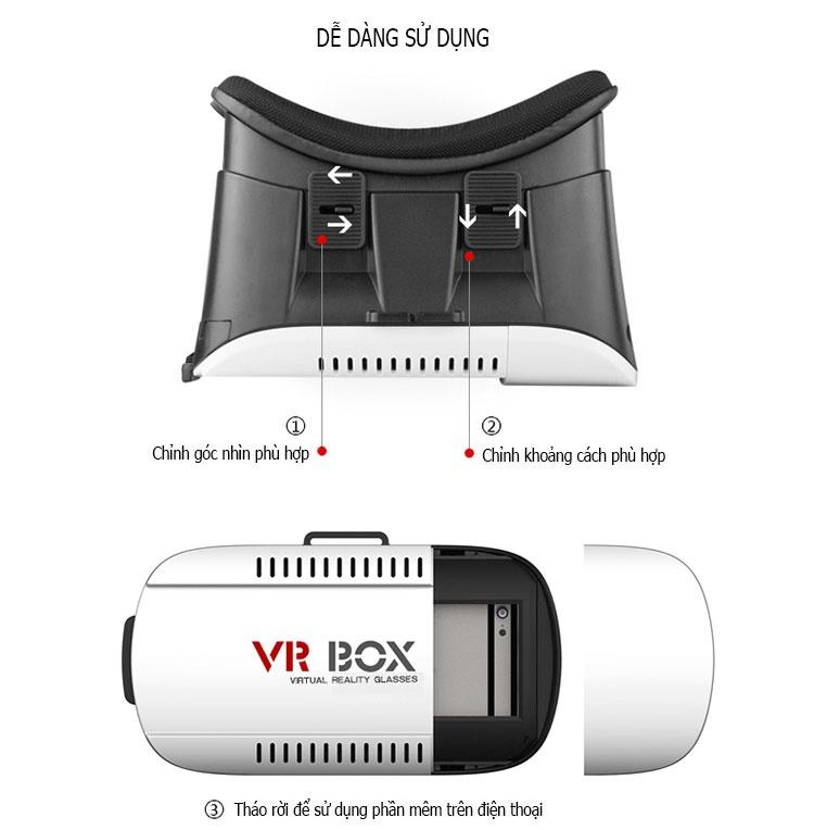 Kính Thực tế ảo 3D VR - Box - hình ảnh siêu thực, siêu đẹp 7