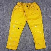 Quần kaki lưng thun vàng CX178