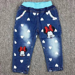 Quần jeans mickey CX181