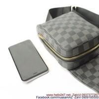 Túi đeo bao tử lv kiểu vuông nhỏ gọn hàng mới về TDBT4
