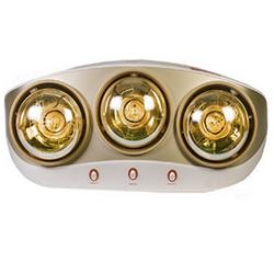 Đèn sưởi nhà tắm Kohn KU03G 3 bóng vàng
