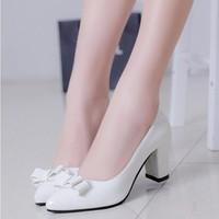 C016T - Giày Cao Gót Nữ Thời Trang
