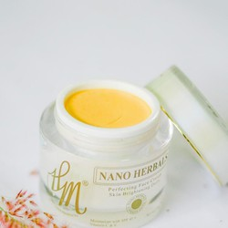 Kem dưỡng trắng da mặt Nano herbals, trị nám, tàn nhang hiệu quả