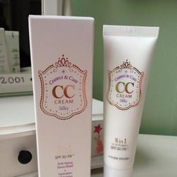 CC Cream 8 in 1 Etude House - Hàn Quốc