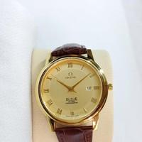 Đồng hồ Omega nam dây da giá rẻ OM178SGL