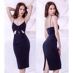 Váy ôm body Ngọc Trinh - D1223