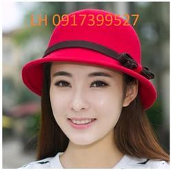 NÓN RỘNG VÀNH PHONG CÁCH HÀN QUỐC K79143