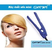 Máy duỗi uốn tóc Gemei GM-818