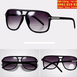 Mắt kính - Kính mát NAM - NỮ Burberry dòng Sunglasses T61