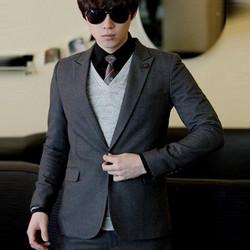 Áo vest blazer Hàn Quốc cao cấp