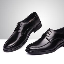 Giày da cột dây phong cách Ý cá tính - A005