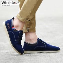 Giày Da Lộn SP 329 Thời Trang New 2016