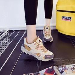 Giày nữ buộc dây năng động màu cá tính mẫu mới nhất 2015 - SG0129