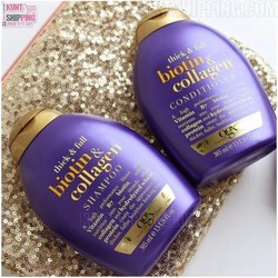 Bộ dầu gội, xả Biotin và Collagen chống rụng tóc ,kích thích mọc tóc .