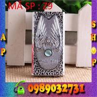 Hộp quẹt ZIPPO phủ bạch kim sang trong - Z9