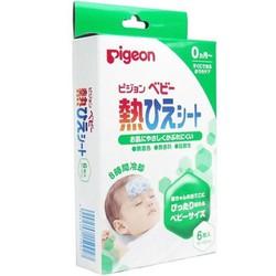 Miếng dán hạ sốt Pigeon hộp 6 miếng