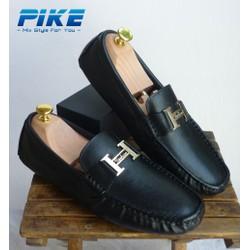 Giày Lười Da Thật Thời Trang GL03