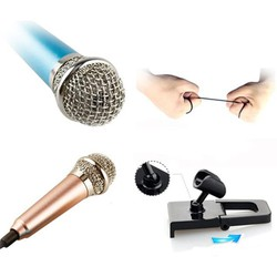 Micro Mini Hát Karaoke Trên Điện Thoại