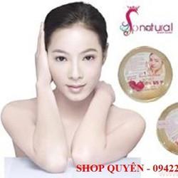 Bùn Ủ Body Siêu Trắng Natural Skin Whitening