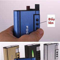 Hộp đựng thuốc lá đa năng Focus
