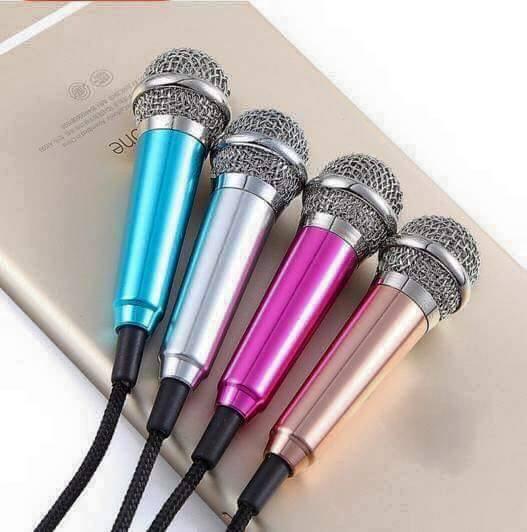 Micro mini hát karaoke trên điện thoại 5