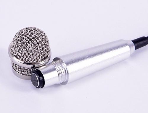 Micro mini hát karaoke trên điện thoại 4