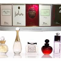 Set 5 nước hoa Dior La Collection Femme