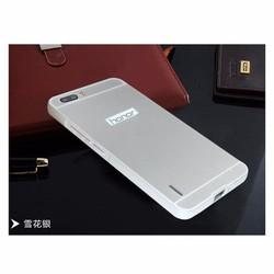 Huawei Honor 6 Plus - Ốp lưng bảo vệ kết hợp viền kim loại và nắp nhựa
