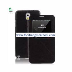 Galaxy Galaxy Note 3 - Bao da tổng hợp PU cho điện thoại Samsung
