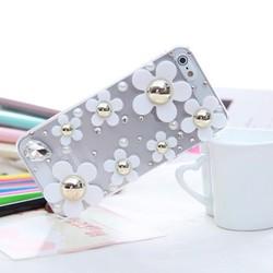 Ốp Samsung S4 I9500 Daisy Hoa Cúc