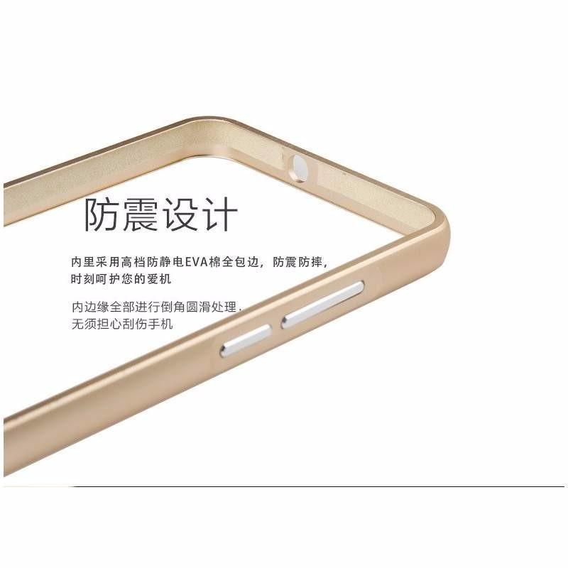 Huawei Ascend G7 - Ốp lưng kết hợp viền kim loại và nắp nhựa Acrylic 3