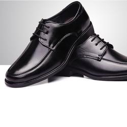 A005 - Giày da cột dây phong cách Ý cá tính