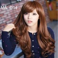 Tóc giả Hàn Quốc -- D14