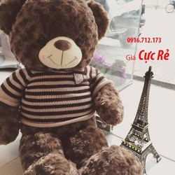 Gấu bông cực rẻ- gấu teddy giá rẻ - Gấu 1m4 - gấu teddy javin