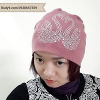 Mũ vải thời trang
