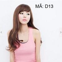 Tóc giả Hàn Quốc -- D13