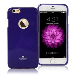 Ốp lưng IPhone 6, 6S, hiệu MERCURY, dẻo nhiều màu