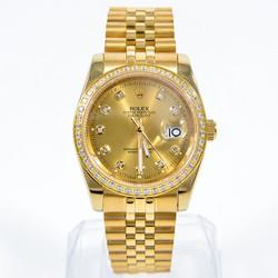 Đông hồ Rolex R35 cao cấp full Gold thời thượng cho nam