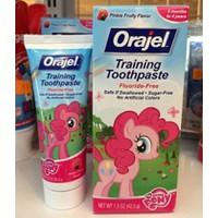 Kem đánh răng cho bé - orajel