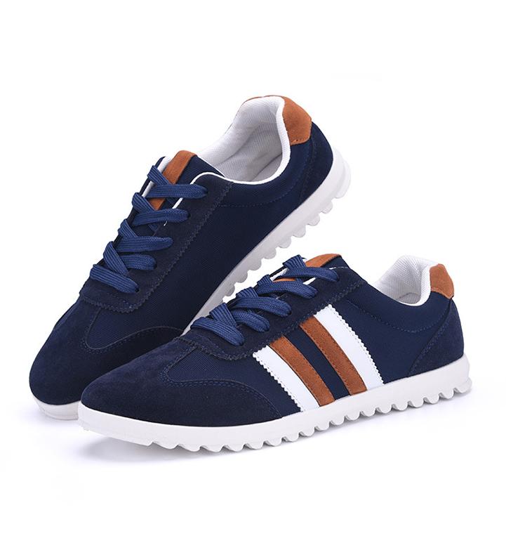 Z902 - Giày thể thao Hàn Quốc màu cá tính 9