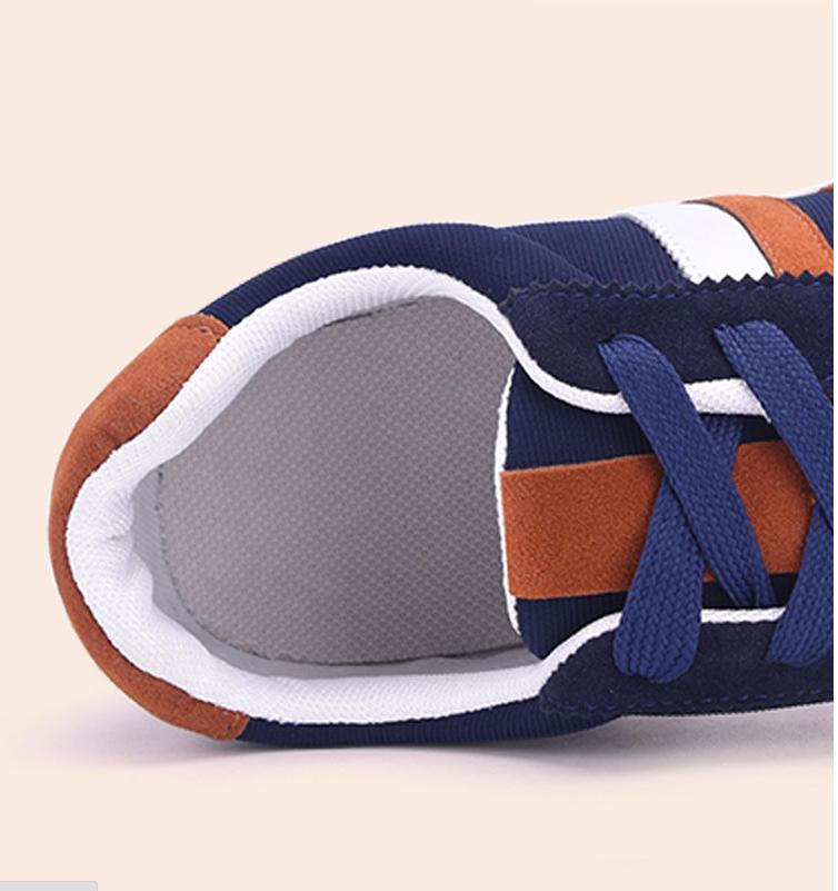 Z902 - Giày thể thao Hàn Quốc màu cá tính 5