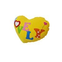 Gối trái tim LOVELY 40x62