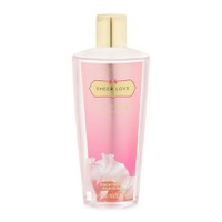 Sữa tắm Victorias Secret Sheer Love White Cotton Pink Lily 250ml