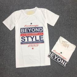 Áo thun nam in chữ Beyond Style- XB 984
